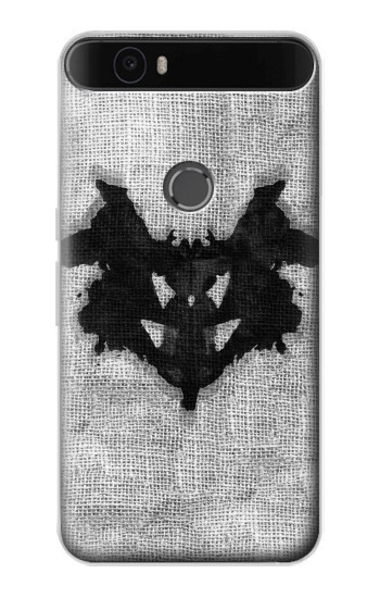 Printed Rorschach Psychological Test Huawei Nexus 6P Case