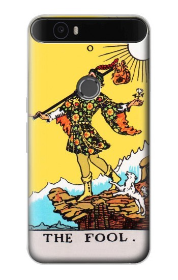 Printed Tarot Card The Fool Huawei Nexus 6P Case
