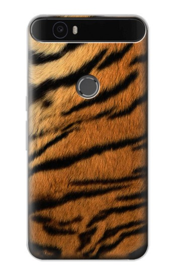 Printed Tiger Stripes Texture Huawei Nexus 6P Case