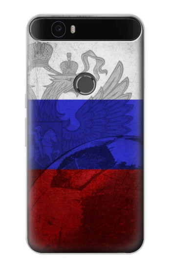 Printed Russia Football Flag Huawei Nexus 6P Case