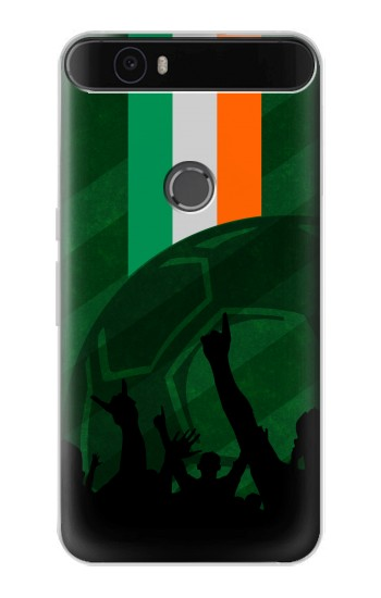 Printed Ireland Football Flag Huawei Nexus 6P Case