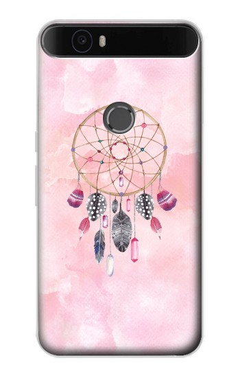 Printed Dreamcatcher Watercolor Painting Huawei Nexus 6P Case