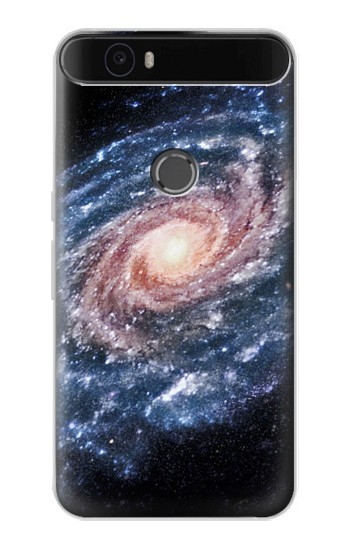 Printed Milky Way Galaxy Huawei Nexus 6P Case