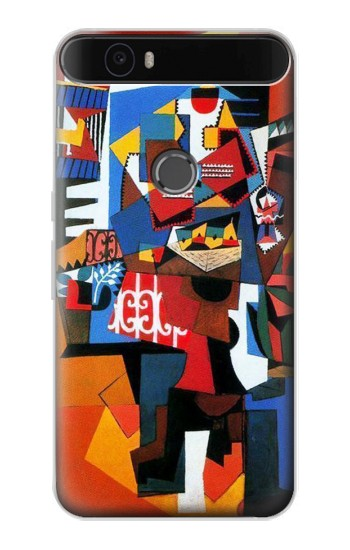 Printed Picasso The Bird Cage Huawei Nexus 6P Case