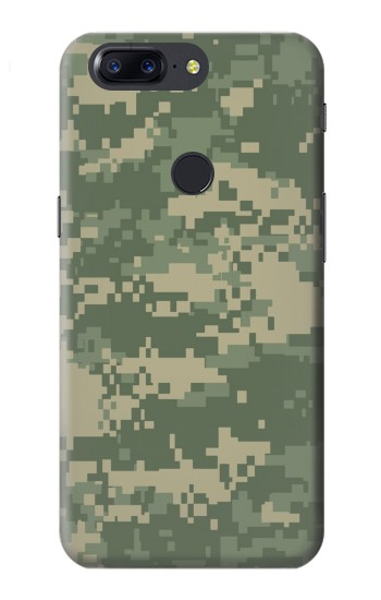 Printed Digital Camo Camouflage Graphic Printed OnePlus 5T Case