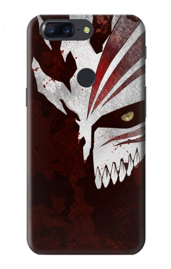 Printed Bleach Anime Hollow Mask OnePlus 5T Case