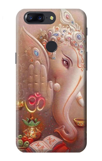 Printed God Ganesha Lord Of Success OnePlus 5T Case