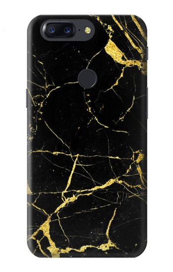 Printed Gold Marble Graphic Printed OnePlus 5T Case