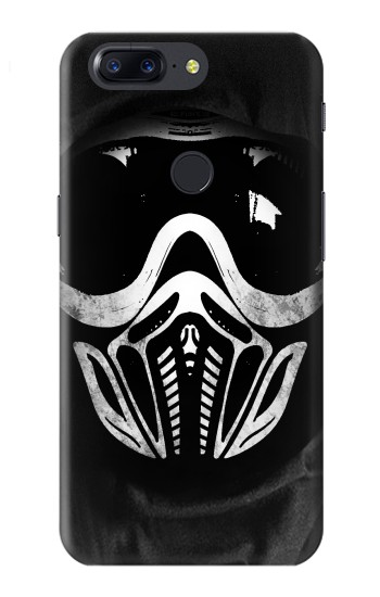 Printed Paintball Mask OnePlus 5T Case