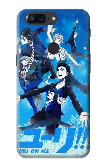 Printed Yuri On Ice OnePlus 5T Case