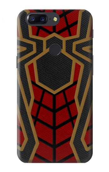 Printed Spiderman Inspired Costume OnePlus 5T Case