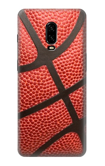 Printed Basketball OnePlus 6T Case