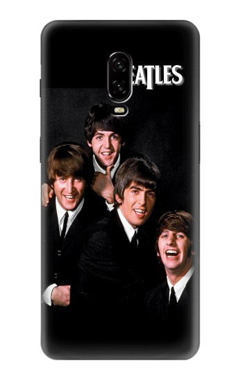 Printed The Beatles OnePlus 6T Case