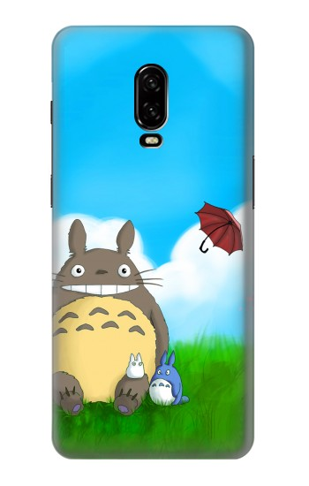Printed My Neighbor Totoro OnePlus 6T Case