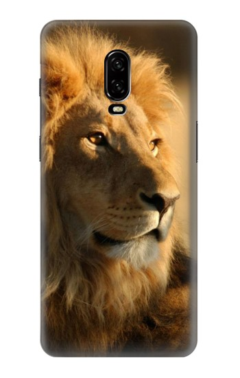 Printed Lion King of Forest OnePlus 6T Case