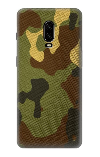 Printed Camo Camouflage Graphic Printed OnePlus 6T Case