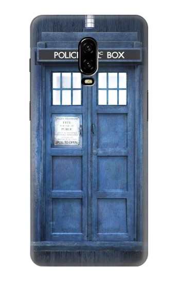 Printed Doctor Who Tardis OnePlus 6T Case
