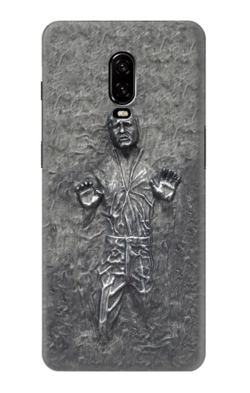Printed Han Solo in Carbonite OnePlus 6T Case