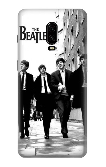 Printed The Beatles in London OnePlus 6T Case