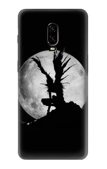 Printed Death Note Ryuk Shinigami Full Moon OnePlus 6T Case