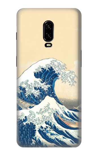 Printed Under the Wave off Kanagawa OnePlus 6T Case