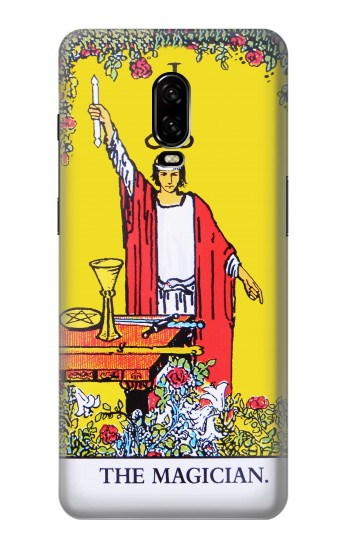 Printed Tarot Card The Magician OnePlus 6T Case