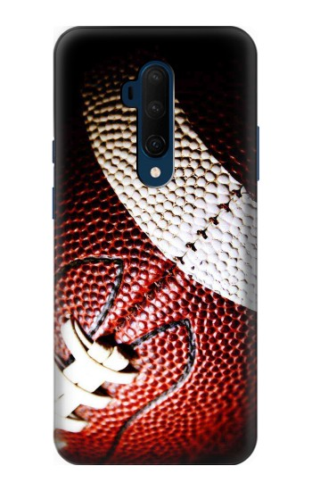 Printed American Football OnePlus 7T Pro Case