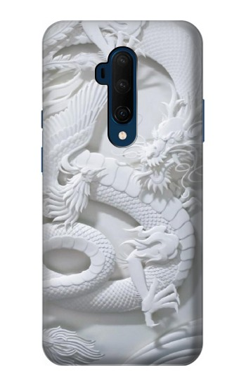 Printed Dragon Carving OnePlus 7T Pro Case