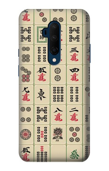 Printed Mahjong OnePlus 7T Pro Case