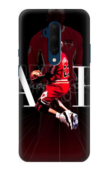 Printed Basketball Air Jordan OnePlus 7T Pro Case