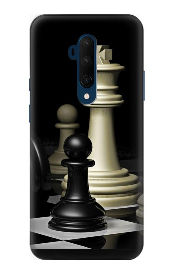 Printed Chess King OnePlus 7T Pro Case