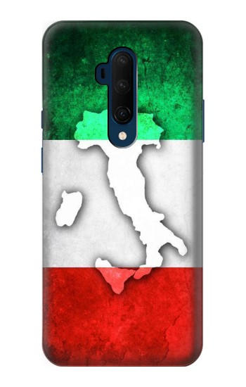 Printed Italy Flag OnePlus 7T Pro Case