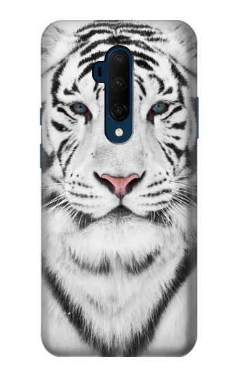 Printed White Tiger OnePlus 7T Pro Case