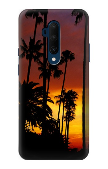 Printed California Sunrise OnePlus 7T Pro Case