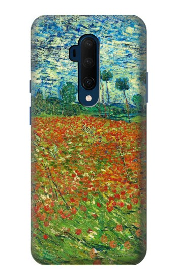 Printed Field Of Poppies Vincent Van Gogh OnePlus 7T Pro Case