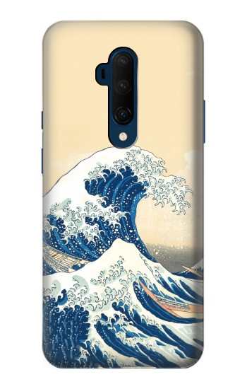 Printed Under the Wave off Kanagawa OnePlus 7T Pro Case