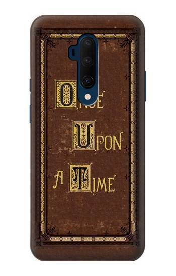 Printed Once Upon a Time Book Cover OnePlus 7T Pro Case