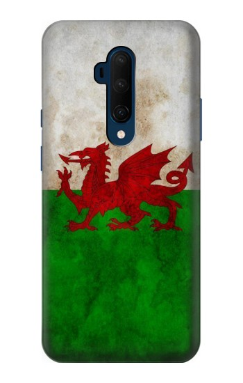 Printed Wales Red Dragon Flag OnePlus 7T Pro Case