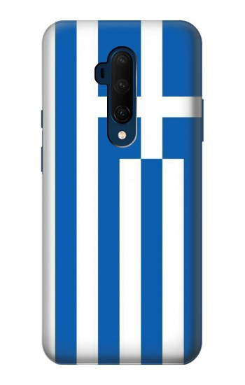 Printed Flag of Greece OnePlus 7T Pro Case