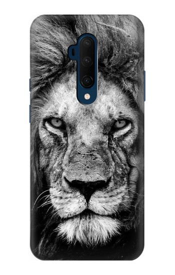 Printed Lion Face OnePlus 7T Pro Case