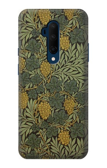 Printed William Morris Vine Pattern OnePlus 7T Pro Case