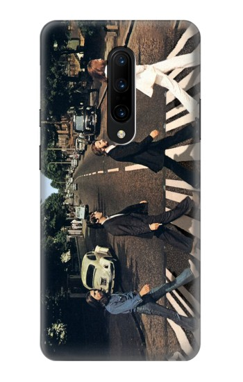Printed The Beatles Abbey Road OnePlus 7 Pro Case