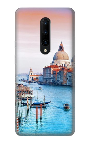 Printed Beauty of Venice Italy OnePlus 7 Pro Case