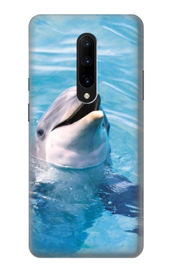 Printed Dolphin OnePlus 7 Pro Case