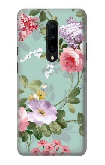 Printed Flower Floral Art Painting OnePlus 7 Pro Case