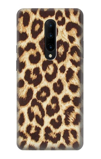 Printed Leopard Pattern Graphic Printed OnePlus 7 Pro Case