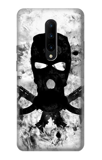 Printed Outlaw Gun Bullet Hole OnePlus 7 Pro Case
