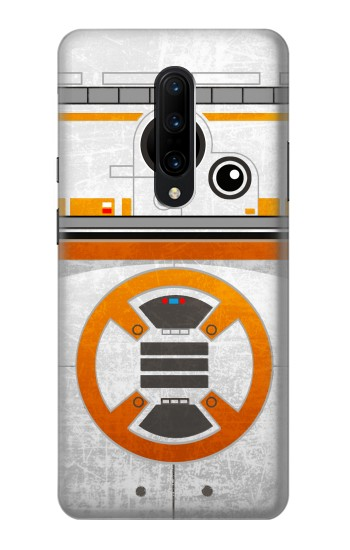 Printed BB-8 Rolling Droid Minimalist OnePlus 7 Pro Case