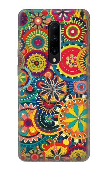 Printed Colorful Pattern OnePlus 7 Pro Case