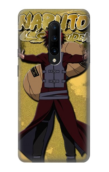 Printed Naruto Gaara of the Sand OnePlus 7 Pro Case